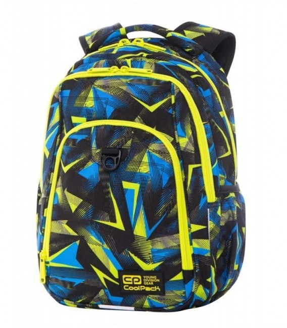 Mochila Escolar Strike L Set Square Coolpack
