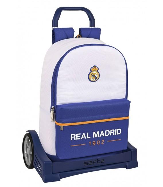 MOCH 868+CARRO EVOLUTION REAL MADRID 1 EQUIP. 21/22