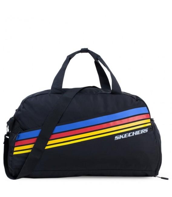 Bolso Deporte o Viaje Set Skechers Negro