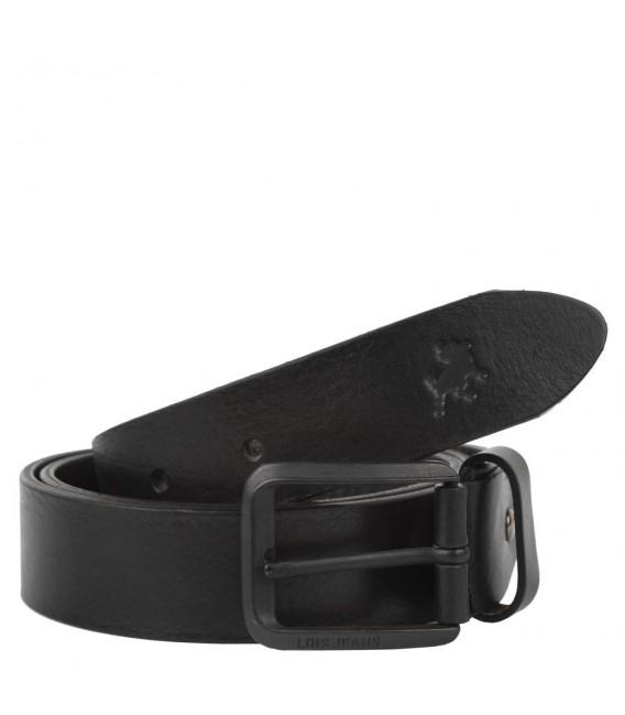 Cinturon Piel Genuina 35Mm De Mujer/Hombre Lois Cinturones T-L