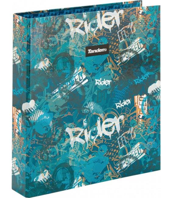 Carpeta 4 Anillas Tandem Rider
