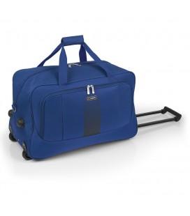 Bolso De Ruedas Mediano Roll Gabol Azul