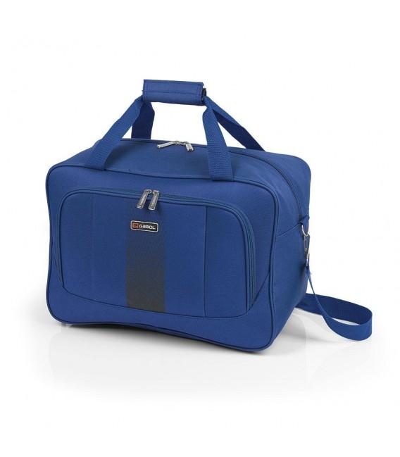 Bolso Paquetero Roll Gabol Azul