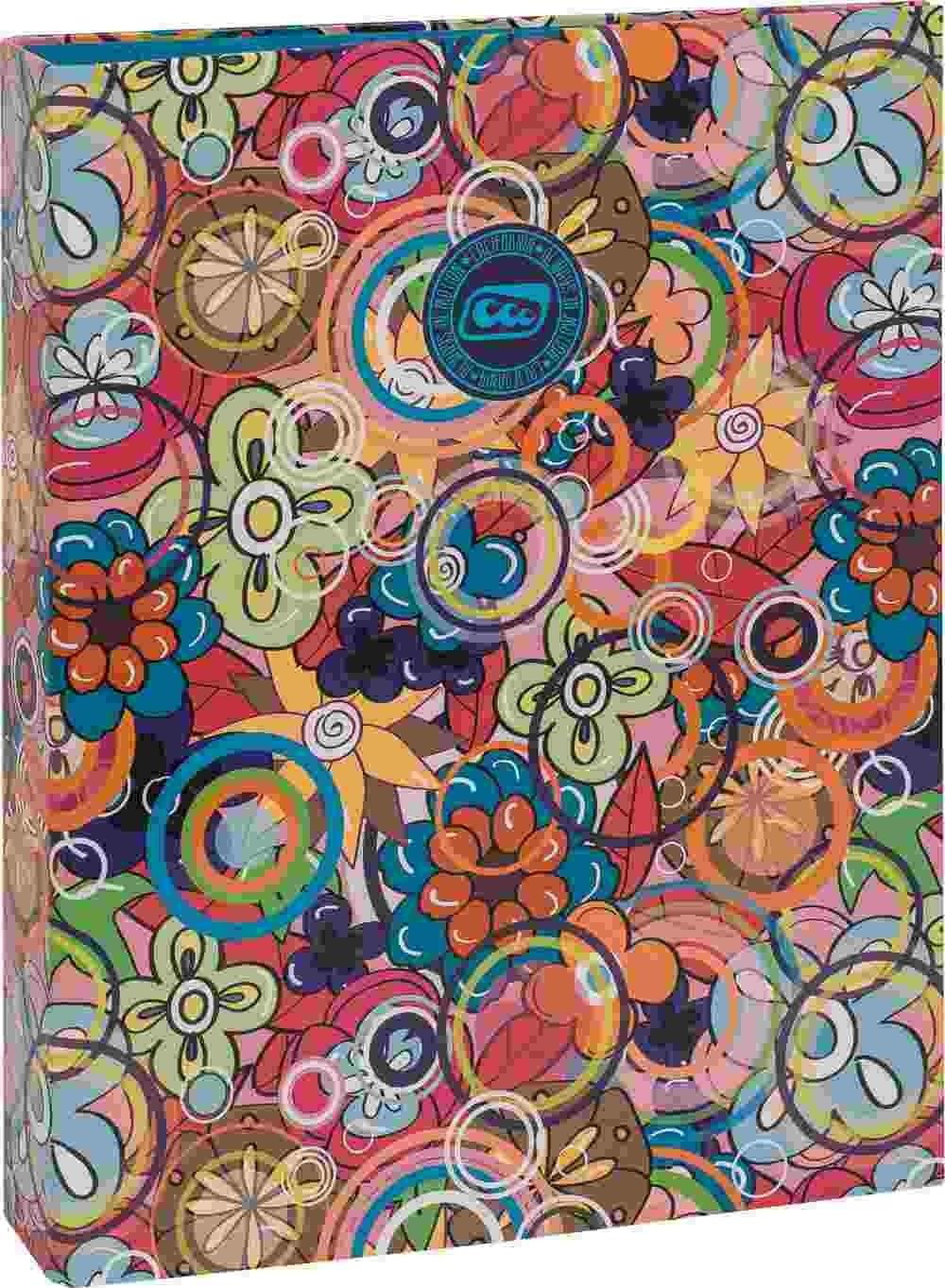 Carpeta 4 Anillas Disco