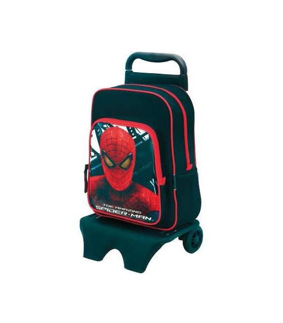 Mochila Carro Desmontable Spiderman