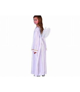 Disfraz angel infantil con alas