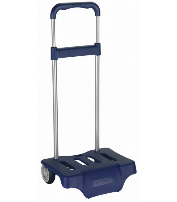 Carro portamochilas azul Marino