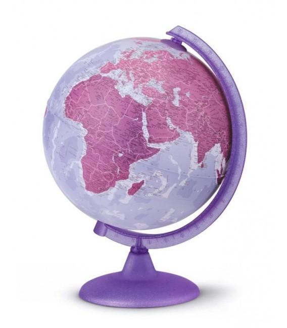 Bola del Mundo Purple 25 cm